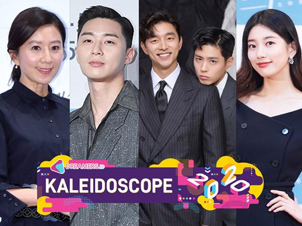10 Bintang Drama Korea Paling Bersinar di Tahun 2020