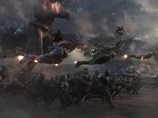 Fakta Menarik nan Mengharukan Dibalik Pertarungan Akhir 'Endgame': 'Avengers, Assemble!'
