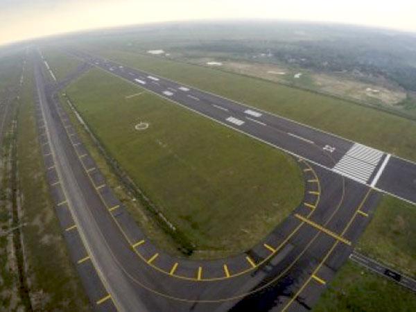Penampakan 'Cantik' Bandara Terbesar Kedua di Indonesia, BIJB di Kertajati!