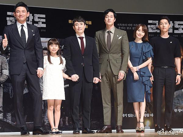 Film Song Joong Ki 'Battleship Island' Gelar Promosi Hingga ke New York
