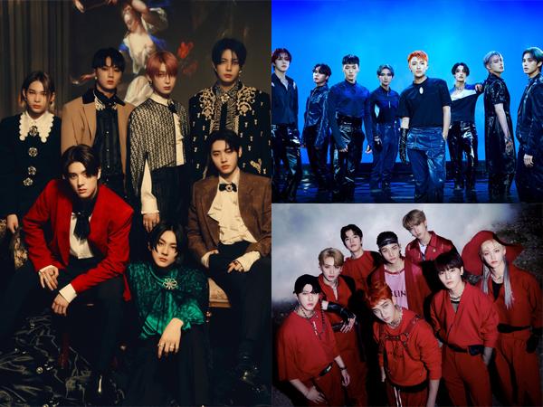 Artis K-Pop Generasi ke-4 dengan Penjualan Album Terlaris di Minggu Pertama