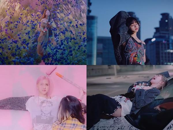 Bedah Fashion: Harga Outfit BLACKPINK dalam MV 'Lovesick Girls'