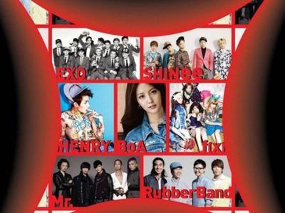 Fans Larang BoA, SHINee, dan EXO Tampil di Hong Kong?