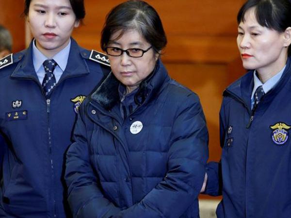 Sahabat Mantan Presiden Korsel Dijatuhkan Hukuman 3 Tahun Penjara Atas Kasus Suap