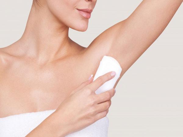 Pakai Deodorant Lebih Efektif Saat Malam Hari, Ini Alasannya