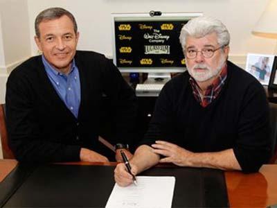 LucasFilm Dibeli, Star Wars 7 Dirilis Disney