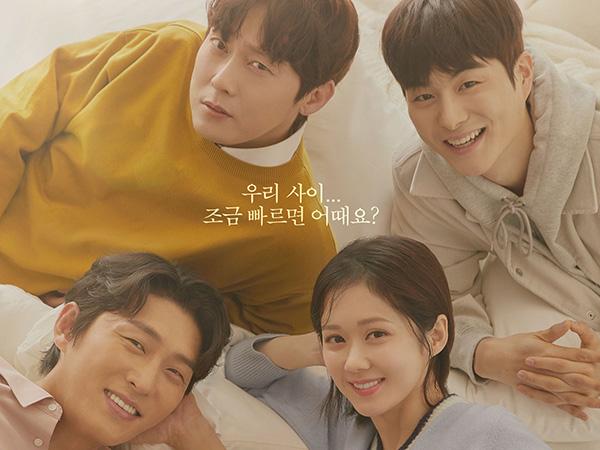 Drama Oh My Baby Rilis Chart Hubungan Karakter Utama dan Pendukung yang Menarik
