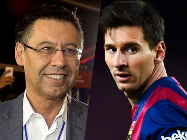 Tersandung Kasus Penggelapan Pajak, Presiden Barcelona Beri Dukungan Penuh untuk Lionel Messi