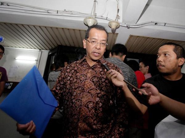 Ditetapkan Sebagai Tersangka oleh KPK, Emirsyah Satar Bantah Lakukan Korupsi
