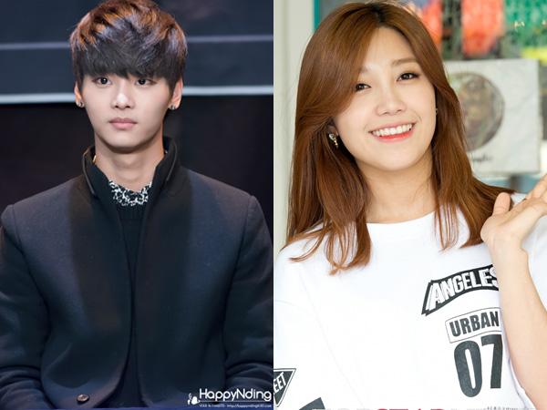 Eunji APink dan N VIXX Ceritakan Masa Sekolah di 'Off to School'