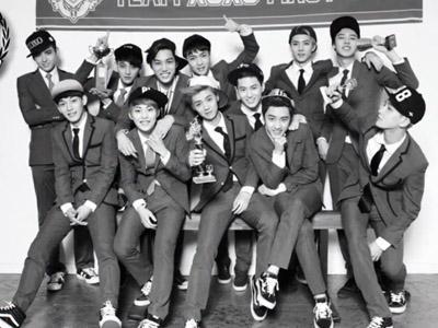 Penjualan Album Dekati Angka Satu Juta Kopi, EXO Akan Cetak Sejarah Baru?
