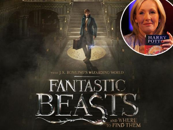 Film Pertama Belum Rilis, JK. Rowling Sudah Siapkan Naskah 2 Film Prekuel 'Harry Potter'!