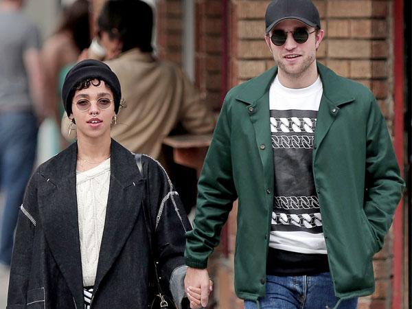 FKA Twigs dan Robert Pattinson Makin Mantap untuk Menikah
