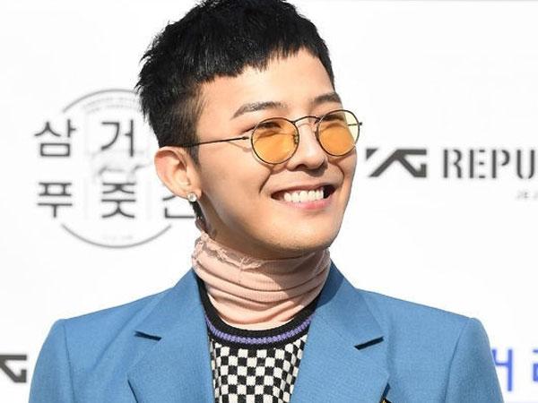 Selesaikan Pelatihan Dasar Wajib Militer, G-Dragon Siap Jadi Tentara Aktif