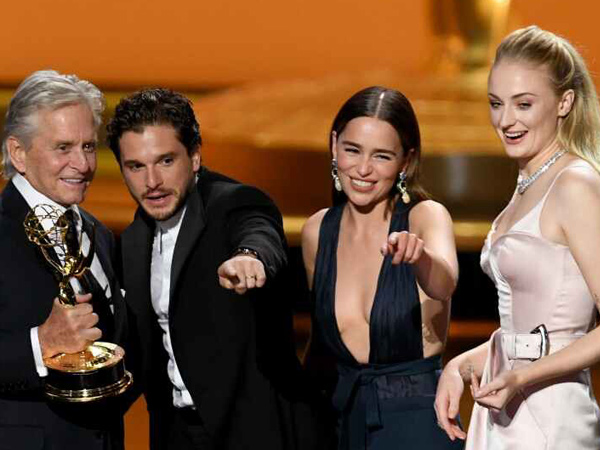 'Game of Thrones' Jadi Serial Drama Terbaik, Bawa Pulang 12 Piala di Emmy Awards 2019!