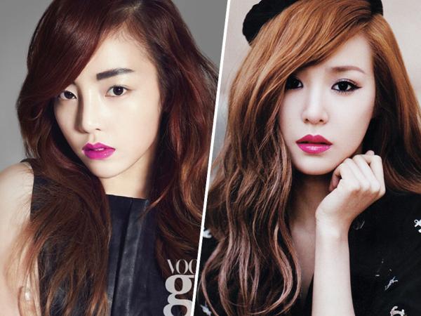 Bersahabat Dekat, Goo Hara Kara dan Tiffany SNSD Sudah Saling Anggap Saudara