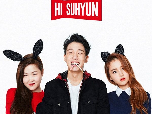 Hi Suhyun Feat Bobby iKON – 'I'm Different'