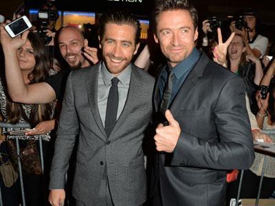 Jake Gyllenhaal Siap Beradu Akting  dengan Hugh Jackman di Prisoners