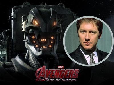 James Spader Terpilih Perankan Ultron di Avengers 2