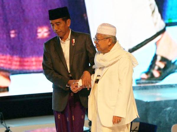Wasekjen Demokrat Sebut Cawapres Jokowi Tidak Bermental Kardus
