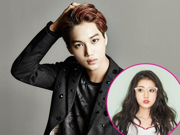 Lebarkan Karir, Kai EXO Siap Dampingi Aktris Jung Da Bin di Drama Baru KBS 'Andante'!
