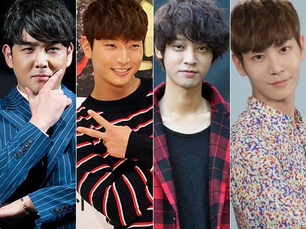 4 Cowok Tampan Ini Siap Beraksi Di Reality Show Terbaru JTBC!