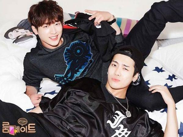 Duh, Jackson GOT7 & Seo Kang Joon Kabur Tengah Malam Dari 'Roommate' ?