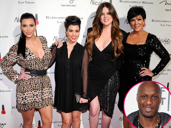 Kondisi Masih Kritis, Keluarga Kardashian Tengok Suami Khloe Sambil Syuting Realty Show