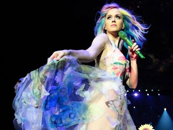 Katy Perry Kembali Persiapkan Film Konser Lanjutan 'Katy Perry: Part of Me'