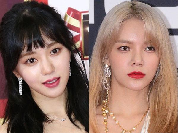 Mina Ungkap Hal Mengejutkan Soal Jimin Sebelum Akhirnya Hengkang dari AOA