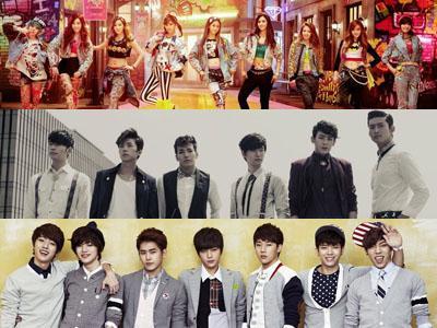 Ini Dia 7 Lagu K-Pop Terbaik di Semester Pertama Tahun 2013