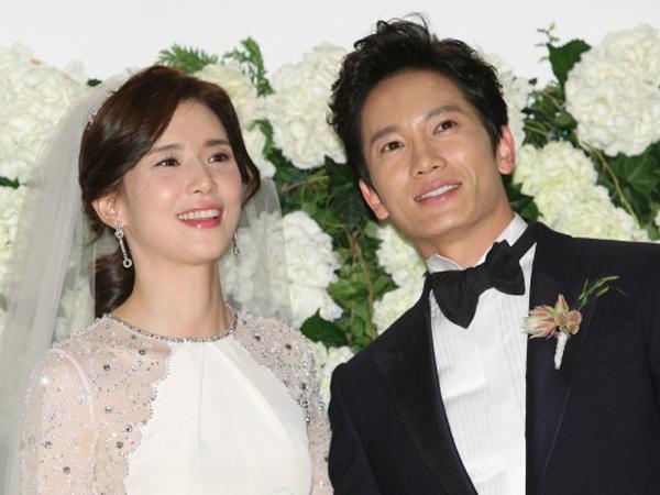 Selamat! Lee Bo Young Lahirkan Anak Pertamanya dengan Ji Sung
