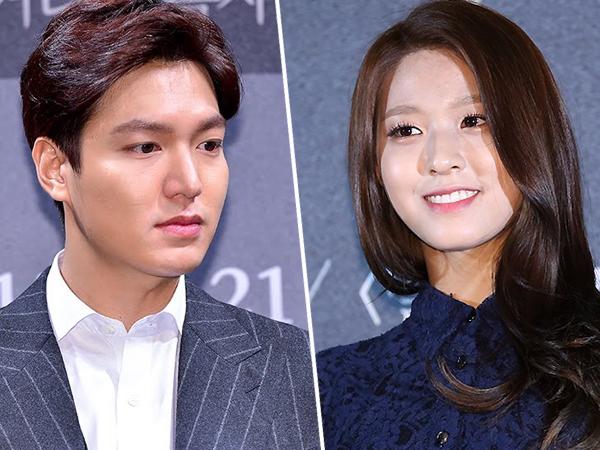 Seolhyun AOA Kecewa Tak Lagi Akrab dengan Lee Min Ho Pasca Syuting Bareng?