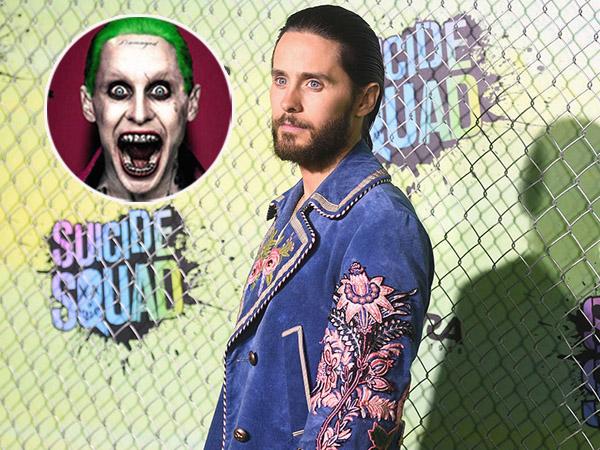 Tampil Habis-Habisan, Apa Yang Buat Jared Leto Kecewa Dengan Joker di 'Suicide Squad'?