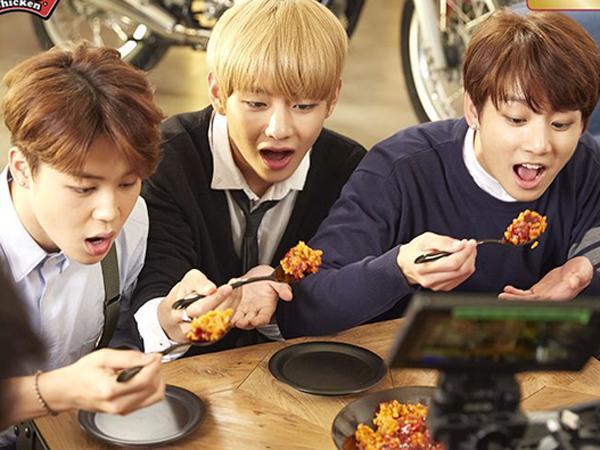 Intip Sederet Makanan Pedas dari Korea Selatan (Part 2)