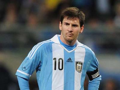 Messi Sesumbar Argentina Bakal Juarai Piala Dunia 2014