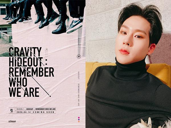 Jooheon MONSTA X Dikabarkan Turut Ambil Bagian di Album Debut CRAVITY