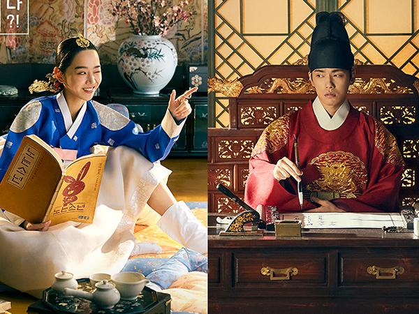 Sinopsis Mr. Queen, Kisah Kocak Pria Terjebak di Tubuh Ratu Joseon