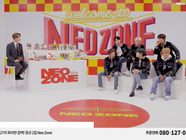 NCT 127 Rilis Video Persiapan Comeback 'N.E.O Shopping: WELCOME TO NEO ZONE'