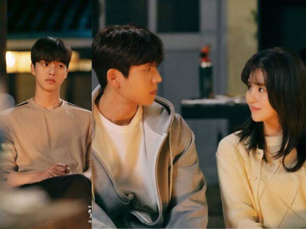 Song Kang Makin Cemburu Lihat Kedekatan Han So Hee dan Chae Jong Hyeop