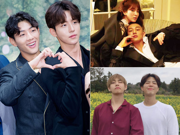Sederet Persahabatan Selebriti Korea yang Pantas Dapat Julukan 'Bestfriend Goals'!