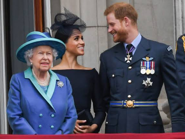 Gelar Pertemuan, Ratu Elizabeth Hormati Keputusan Pangeran Harry-Meghan Markle Keluar Kerajaan