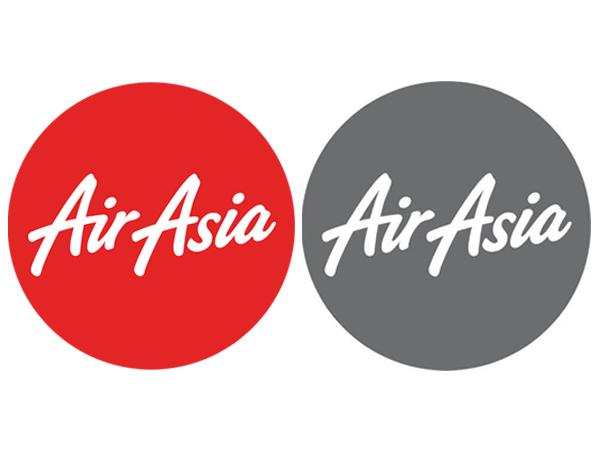 Pesawatnya Hilang, AirAsia Ubah Warna Logo Jadi Abu-abu