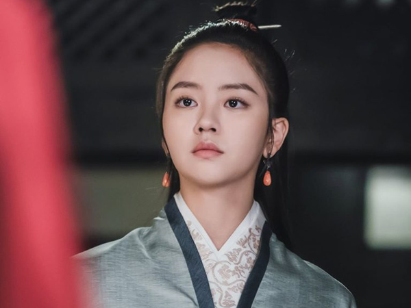 4 Adegan Kim So Hyun di Drama River Where The Moon Rises yang Memukau