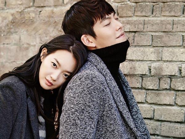 Shin Min Ah Buka Suara Soal Penyakit Kanker Kim Woo Bin
