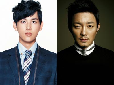 Siwan ZE:A & Lee Bum Soo Perankan Kakak Beradik Dalam Drama Terbaru