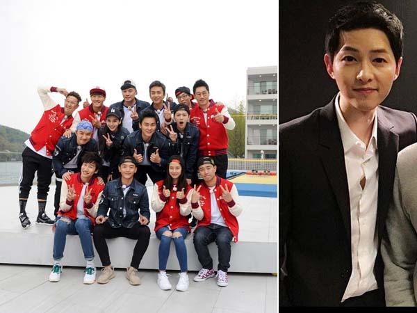 Intip Keseruan Song Joong Ki dan 'Running Man' di Video Teaser 'Hurry Up, Brothers'