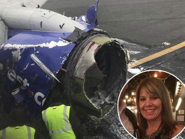 Kronologi Penumpang Tewas Setelah Sebagian Tubuhnya Tersedot Keluar Jendela Pesawat yang Mesinnya Meledak