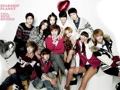 Keluarga Besar Starship Entertainment akan Kembali Rilis Lagu Spesial Natal!