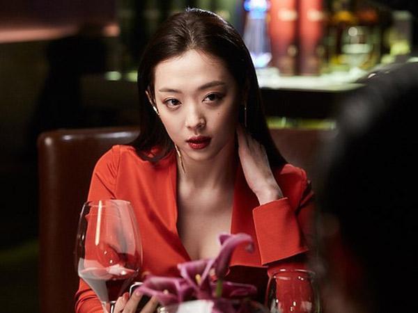 Tim Produksi Pastikan Adegan 'Dewasa' Sulli di Film 'Real' Tanpa Editan